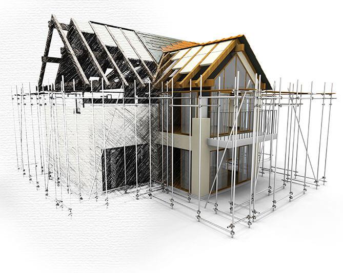 Les règles d'or pour l'agrandissement de sa maison