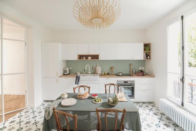 Une cuisine plus agréable et familiale pendant le confinement